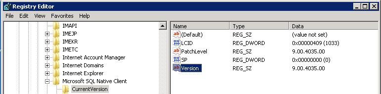 Descargar gratis sql native client 2008 download - sql