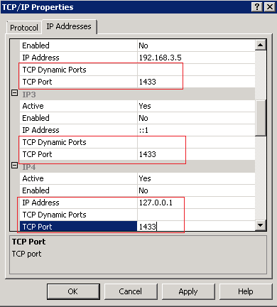 how to stop port binding to localhost