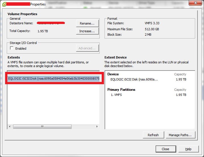 Permanently Unpresent a LUN in ESXi 5 x and Equallogic – 6